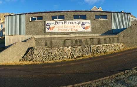Bùth Bharraigh, Isle of Barra shop