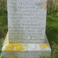 Annie Jane memorial