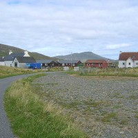 Vatersay Village