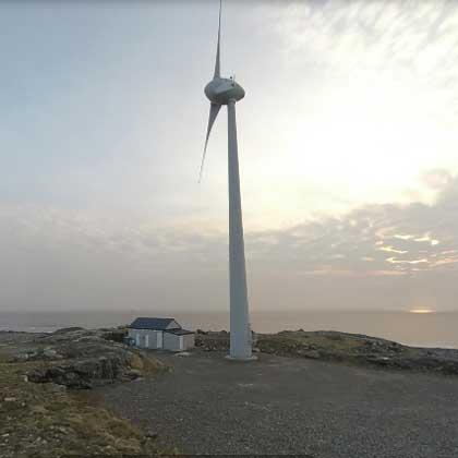 Isle of Barra Community Turbine